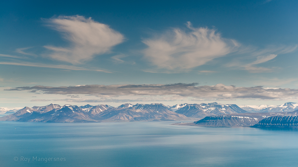 Arial of Spitsbergen - D800, 24-70mm, 1/800 sec, f/6,3 @ ISO 250